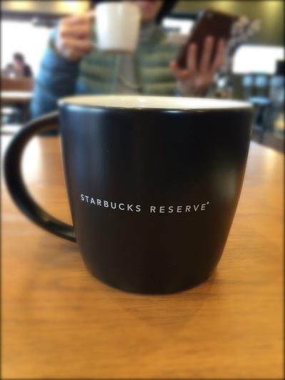スターバックスリザーブ マグカップ