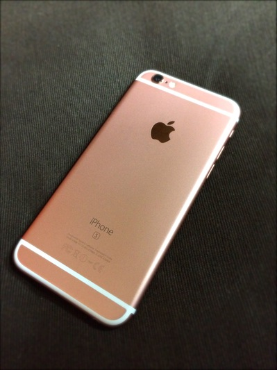 iPhone6S RoseGold